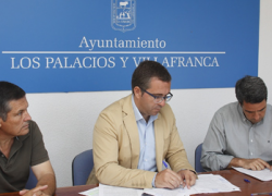 La localidad sevillana de Los Palacios y Villafranca prevé ahorrar un 40 por ciento en la factura de la luz durante los próximos 15 años