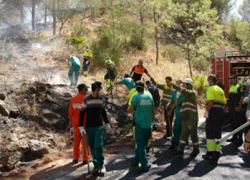 """CCOO denuncia que la Junta de Andalucía no ha completado los retenes de incendio aunque estamos en época de """"alto riesgo"""""""