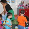 Ochenta niños y niñas de familias en riesgo de exclusión social se benefician de un nuevo servicio de comedor social en la localidad sevillana de San Juan de Aznalfarache