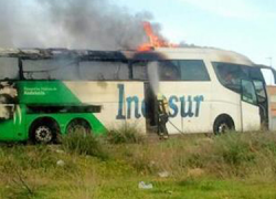 La Plataforma Afectados por LineSur intensifica sus protestas contra las deficiencias en el servicio de la línea de autobuses Marchena-Arahal-Paradas