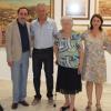 El museo Vázquez Díaz de la localidad onubense de Nerva expone durante todo el mes la obra pintórica de Antonio Romero Alcaide, el pintor de la mina