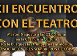 El municipio cordobés de Doña Mencía comienza su semana más teatral con la celebración del XII Encuentro con el Teatro