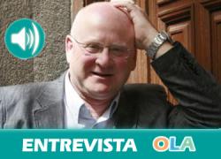 «Hacerle caso al Fondo Monetario Internacional es una garantía de ruina» Carlos Martínez, presidente de ATTAC Andalucía