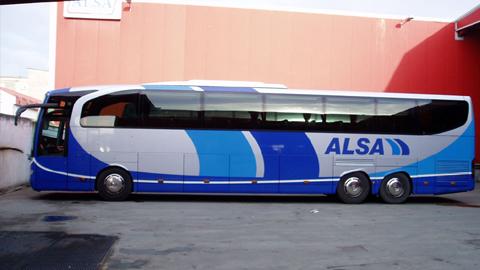 El sindicato CGT-A desconvoca la huelga de la plantilla de ALSA tras llegar a un acuerdo con la empresa en la última reunión celebrada
