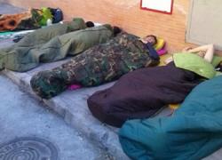 Los empleados de INFOCA en huelga de hambre mantiene hoy una reunión con el Defensor del Pueblo andaluz y la Agencia de Medio Ambiente y agua  para resolver el conflicto laboral