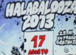 La localidad granadina de Huétor Tájar acoge este fin de semana la IV edición de Halabalooza Festival tras dos años sin poder celebrarlo
