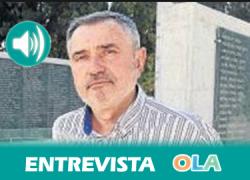 «2014 será el año de la Memoria Democrática». Luis Naranjo, director general de Memoria Democrática en Andalucía