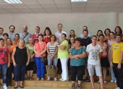 La localidad malagueña de Cártama pone en marcha un taller de empleo para formar a vecinos y vecinas mayores de 25 años en situación de desempleo