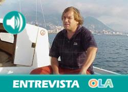 «Llevamos tiempo denunciando a Gibraltar por prácticas medioambientales ilegales como el bunkering o la utilización de la arena de la duna de Valdevaqueros para ganar terreno al mar» Antonio Muñoz, portavoz de Verdemar-Ecologistas en Acción