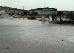 Municipios del norte cordobés van a pedir la declaración de zona catastrófica después de los destrozos sufridos por la tormenta de granizo de la semana pasada