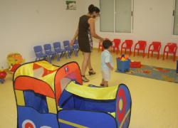 Más de 250 niños y niñas vuelven al colegio en las escuelas infantiles de la zona sevillana de Guillena, Torre de la Reina y Las Pajanosas