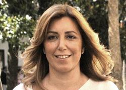 El Parlamento andaluz elige a Susana Díaz como nueva presidenta de la Junta de Andalucía con el apoyo de los Grupos Socialista e IULV-CA y el rechazo del PP-A