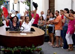 La localidad cordobesa de La Rambla celebra este mes de septiembre la décima edición de su Bajada de Autos Locos