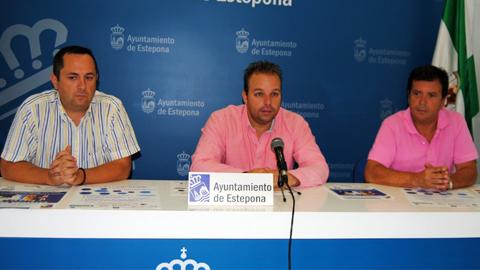 600 jóvenes de la localidad malagueña de Estepona pueden optar a más de una treintena de acciones formativas dentro del programa «Estepona Emprende»