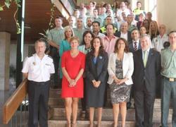 12 ayuntamientos de la provincia de Córdoba firman el convenio de adhesión al sistema de seguimiento integral de violencia de género: la red informática 'Viogen'