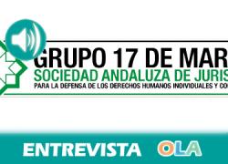 «La reforma del código penal aprobada por el Gobierno central castiga la pobreza y la disidencia social», Luis de los Santos, del Grupo de Juristas 17 de Marzo
