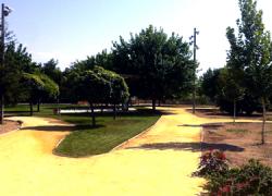 La localidad granadina de Huétor Tájar podrá contar en 2014 con su primer circuito de bicicletas señalizado donde los niños y niñas podrán aprender seguridad vial