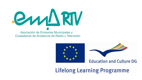Por medio de un proyecto europeo EMA-RTV envía cuatro alumnos a Viena con motivo de un encuentro internacional de formación en materia radiofónica