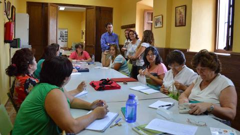 La Escuela de Adultos de la localidad malagueña de Coin formará este presente curso 2013-14 a más de 120 alumnos de edades comprendidas entre los 18 y los 80 años