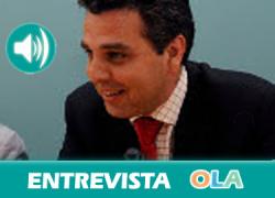 «Lo peor está por venir porque en enero de 2014 la reforma eléctrica propuesta por el Gobierno central supondrá una subida considerable en los términos fijos», Miguel Ángel Ruiz, vicepresidente de UCE-A