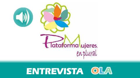 «La nueva ley del aborto planteada por el Gobierno central es regresiva y vuelve a considerar el aborto como delito», Fina Jiménez, portavoz Plataforma Mujeres, en plural