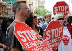 Una familia de la localidad granadina de Atarfe consigue la dación en pago y un alquiler social gracias a la plataforma «Stop Deshaucios»