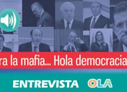 «La convocatoria del 15M 'Fuera la mafia, hola democracia', reclama una democracia real, en lo económico y social para toda la ciudadanía», Anselmo Lorenzo, integrante 15M Málaga