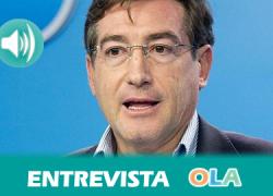 «Andalucía es la comunidad que más cantidad percibe de los Presupuestos Generales del Estado en términos absolutos», Rafael Carmona, coordinador de Economía y Empleo PP-A