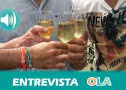 «Vamos a promocionar el vino, las tapas y la gastronomía de la Campiña, especialmente, de La Rambla», Raúl Raigón, coordinador de 'Entrevinos 2013'