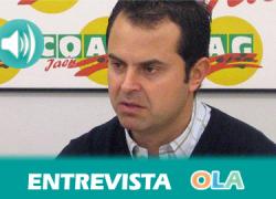 «Sólo el sector del aceite de oliva genera más trabajo en Andalucía que las grandes superficies pero falta voluntad política para defender sus intereses ante la gran distribución», Juan Luis Ávila, secretario general de COAG Jaén