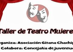 La localidad cordobesa de Villa del Río organiza un taller de teatro para mujeres en colaboración con la Asociación Gitana Chachipen