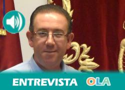 «La Feria del Jamón se ha convertido en un referente y un atractivo para toda Andalucía, jugando un papel muy importante en la cultura y la economía local», Manuel Guerra, alcalde de Aracena (Huelva)
