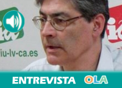 «La reforma local puede provocar el bloqueo de las diputaciones además de romper la democracia y buscar la privatización de servicios», José Luis Pérez Tapias, viceconsejero de Administración Local y Relaciones Institucionales