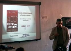 El alumnado de 4º de ESO participan en una charla-coloquio sobre igualdad y violencia de género en la localidad malagueña de Campillos