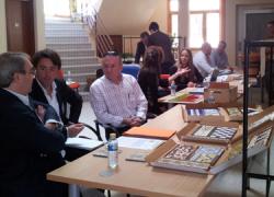 El municipio cordobés de La Rambla abre su industria cerámica al exterior por medio de un encuentro internacional de empresas del sector