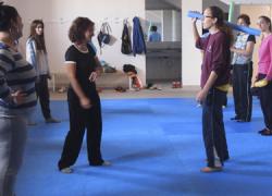 La localidad granadina de Ogíjares organiza el I Curso de Defensa Personal para Mujeres con una veintena de participantes