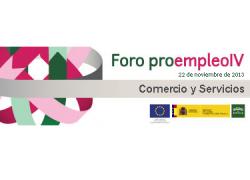 El «Foro Proempleo IV: Comercio y Servicios» se celebra en el municipio sevillano de Paradas con el objetivo de informar de diferentes itinerarios de inserción sociolaboral para las personas desempleadas