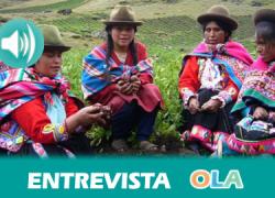 «Las mujeres en América Latina han conquistado ámbitos en los que antes no podían estar», Nayibe Gutiérrez, profesora de Historia de América y Arquitectura UPO