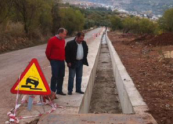 Las localidades de Arroyo del Ojanco y Beas de Segura contarán con un nuevo canal de desagüe para evitar inundaciones