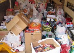 La localidad granadina de Ogíjares pone en marcha una campaña de recogida de alimentos para las familias más necesitadas