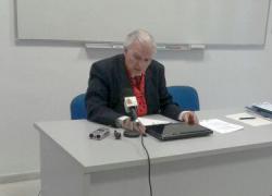 SEMINARIO CULTURA GITANA (EMA-RTV) Juan de Dios Ramírez Heredia exige el cambio de la 'perversa' Ley Electoral para solucionar la crisis actual entre políticos y ciudadanía y facilitar así la representatividad de la minoría gitana