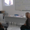 "SEMINARIO CULTURA GITANA (EMA-RTV): Francisca Fernández, directora del Centro Sociocultural Gitano Andaluz, presenta el Sexto Concurso Internacional de Audiovisual Gitano ""Tikinó"""