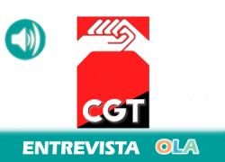 «La segregación de Renfe en cuatro sociedades abre la veda de la privatización en el servicio ferroviario español», Roberto Delgado, coordinador sector ferrocarril CGT-A