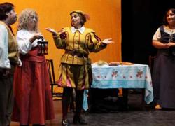 La localidad granadina de Benalúa celebra la 8ª Muestra de Teatro Aficionado con el precio simbólico de un euro para cada representación