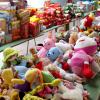 1300 kilos de alimentos y centenares de juguetes para repartir entre las familias atendidas por Servicios Sociales en la localidad gaditana de Trebujena