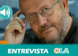 «El número de usuarios y de préstamos en las bibliotecas han aumentado con la crisis», Juan José Téllez, director del Centro Andaluz de las Letras