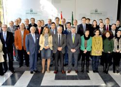 EMA-RTV defenderá los intereses de los medios públicos locales y ciudadanos en la Mesa para la Ordenación y el Impulso del Sector Audiovisual en Andalucía