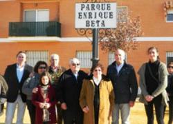 La localidad sevillana de Écija inaugura el pasado fin de semana el parque Enrique Beta