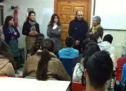 Escolares de la localidad gaditana de Vejer de la Frontera participan en un taller sobre igualdad de género, empoderamiento y ciudadanía