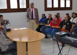 La Asociación «El Lojeño» organiza un taller de poesía improvisada para los escolares de la localidad gaditana de Tarifa